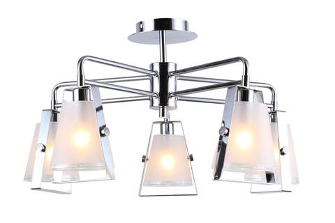 Потолочный светильник Escada 652/5P E14*40W Chrome