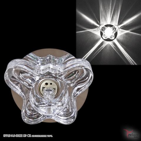 07915-9.0-001H G9 CR светильник точ.