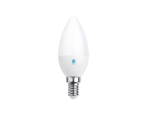 Светодиодная лампа LED C37-PR 8W E14 4200K (75W)