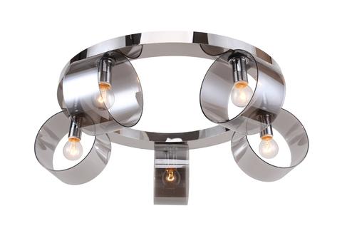 Потолочный светильник Escada 666/5P E14*40W chrome