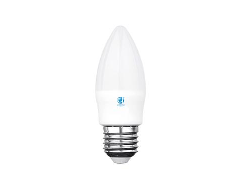 Светодиодная лампа LED C37-PR 6W E27 3000K (60W)