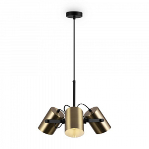 Подвесной светильник Elori FR4004PL-03BBS. ТМ Maytoni