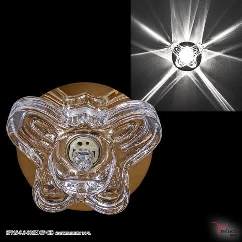 07915-9.0-001H G9 GD светильник точ.