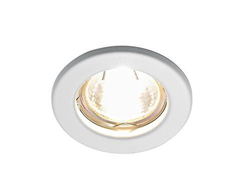 Встраиваемый точечный светильник FT9210 WH белый MR16