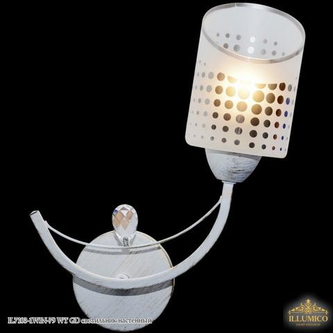 IL7103-1WIN-79 WT GD светильник настенный