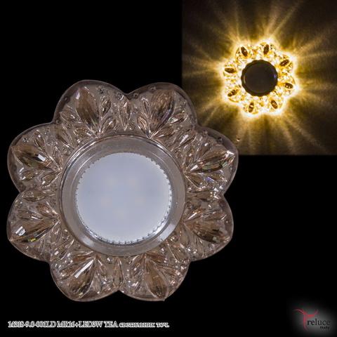 14318-9.0-001LD MR16+LED3W TEA светильник точ.