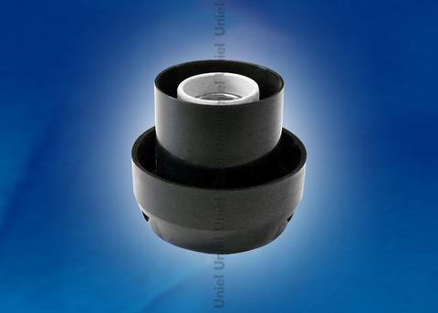 UFP-A05AE BLACK Основание для садово-парковых светильников. Тип соединения с рассеивателем - резьбовой. Встроенный патрон Е27. Материал - пластик. Цвет черный. Упаковка - картон