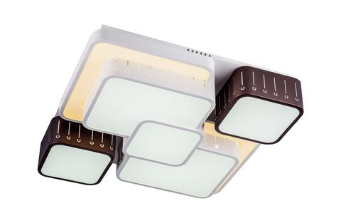 Потолочный светильник Escada 10207/5 LED*100W White/Coffee