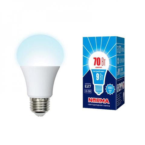 LED-A60-9W/4000K/E27/FR/NR Лампа светодиодная. Форма