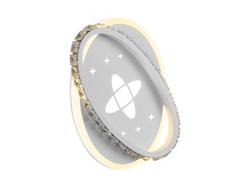 Настенный светодиодный светильник FA234 WH белый LED 4200K/4200K/6400K 30W 210*260*50