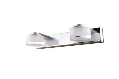 Настенный светильник SICILIA IP44 10W 10204/2LED хр ESCADA
