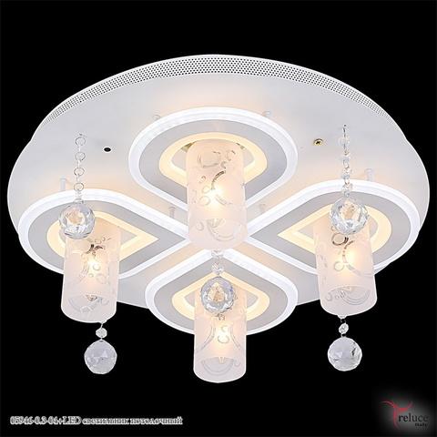 05946-0.3-04+LED светильник потолочный