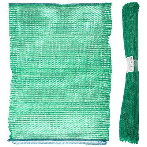 Мешок-сетка для овощей (комплект 5шт.), 50х80см, зеленый