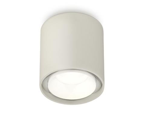 Комплект накладного светильника XS7724001 SGR/SWH серый песок/белый песок MR16 GU5.3 (C7724, N7030)