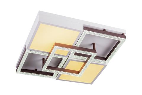 Потолочный светильник Escada 10212/5 LED*90W White/Coffee
