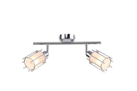 Настенный светильник Escada 1140/2A E14*40W Chrome