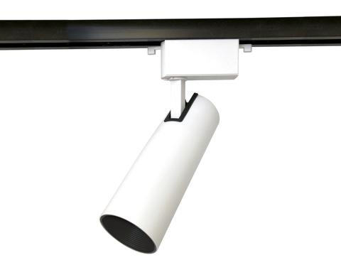 Трековый однофазный светодиодный светильник GL5853 WH/BK белый/черный LED 30W 4200K 24°