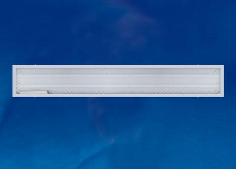 ULP-18120 36W/3950К IP40 SCHOOL WHITE Светильник светодиодный потолочный универсальный. Белый свет (3950K). 5250Лм. Корпус белый. В комплекте с и/п. ТМ Uniel