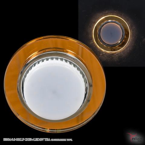 53304-9.0-001LF GX53+LED4W TEA светильник точ.