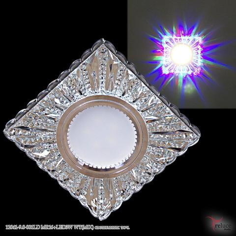 12041-9.0-001LD MR16+LED3W WT(MIX) светильник точ.