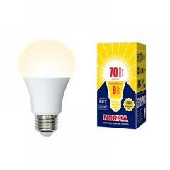 LED-A60-9W/3000K/E27/FR/NR Лампа светодиодная. Форма