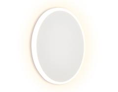 Настенный светодиодный светильник FW104 WH/S белый/песок LED 3000K 12W D180*40