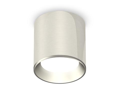 Комплект накладного светильника XS6305001 PSL серебро полированное MR16 GU5.3 (C6305, N6104)