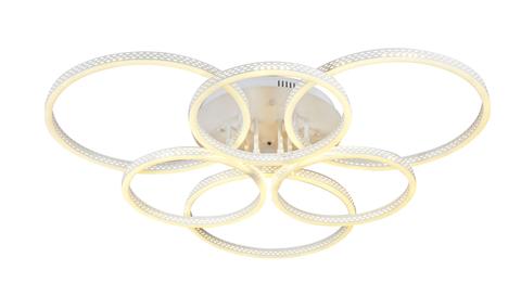 Потолочный светильник Escada 10240/6 LED*180W White