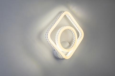 Настенный светильник Escada 10241/2 LED*15W White