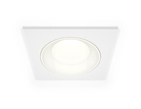 Комплект встраиваемого светильника XC7631060 SWH белый песок MR16 GU5.3 (C7631, N7020)