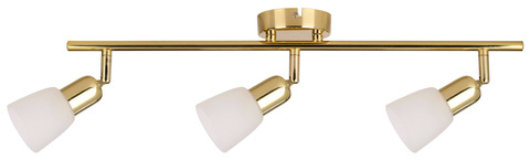 спот Escada 5039/3PA E14*40W Gold/White