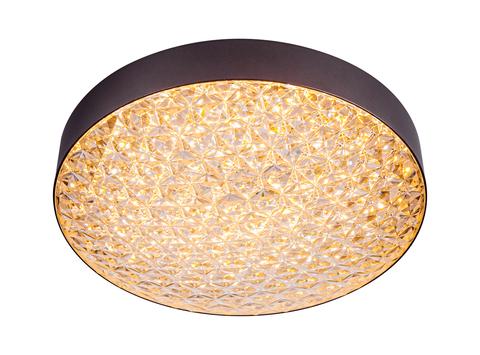 Потолочный светильник Escada 10246/1 LED*120W Brown