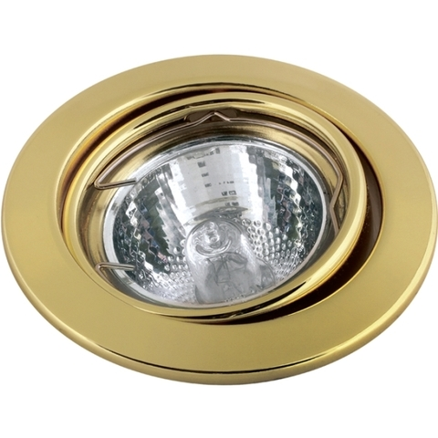 Точечный светильник MODENA GU5.3 002 GD