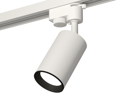 Комплект трекового светильника XT6322002 SWH/SBK белый песок/черный песок MR16 GU5.3 (A2520, C6322, N6102)