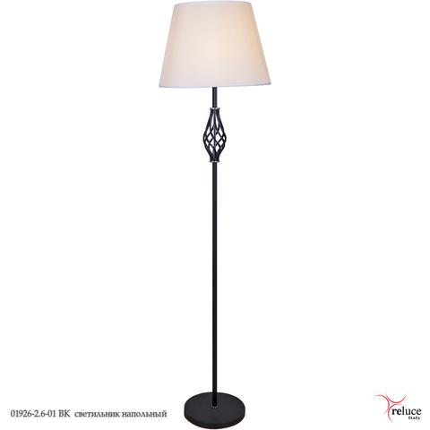 01926-2.6-01 BK светильник напольный