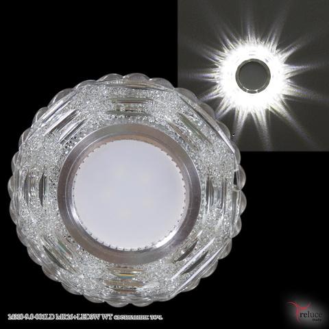14310-9.0-001LD MR16+LED3W WT светильник точ.