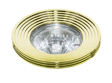 Точечный светильник LECCO GU5.3 002 GD