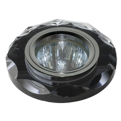 Точечный светильник ASTI GU5.3 003 CH/BK