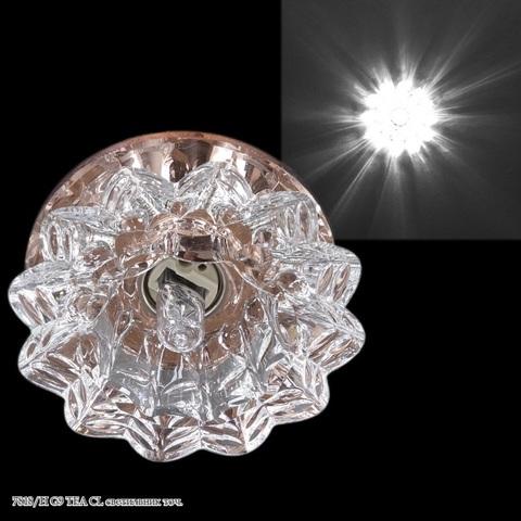 07818-9.0-001H G9 TEA CL светильник точ.