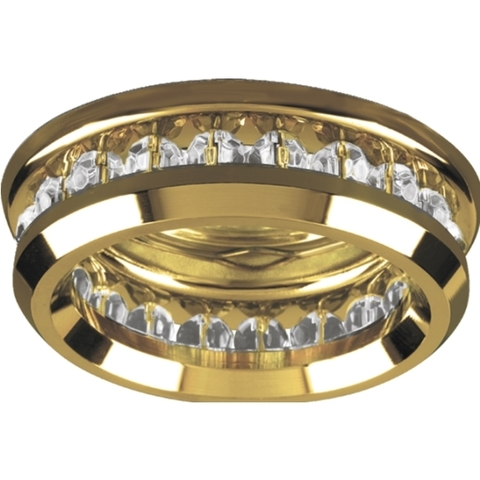 Точечный светильник NOVARA GU5.3 003 GD
