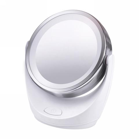Зеркало MARTA MT-2648 белый жемчуг