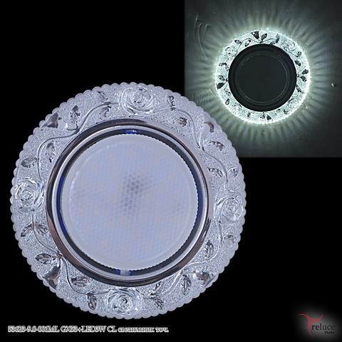 53623-9.0-001ML GX53+LED3W CL светильник точ.