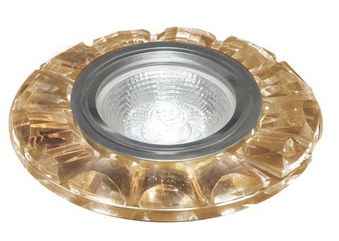 Точечный светильник TOSCANA GU5.3/LED 001 CH/AM/CL