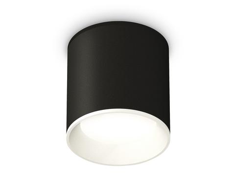 Комплект накладного светильника XS6302001 SBK/SWH черный песок/белый песок MR16 GU5.3 (C6302, N6101)