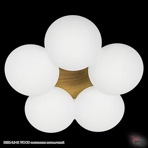 01021-0.3-01 WOOD светильник потолочный