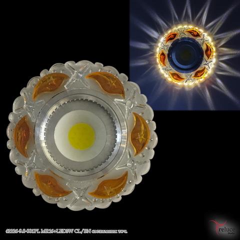 42226-9.0-001PL MR16+LED3W CL/BN светильник точ.