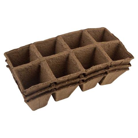 Горшочек торфяной 70*70 (упаковка 24шт)