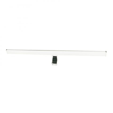 ULT-F35-12W/4500K IP44 SILVER Светодиодный светильник для подсветки мебели и зеркал. 900Lm. Серебристый. ТМ Uniel