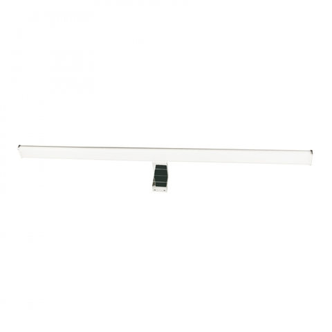 ULT-F35-12W/3000K IP44 SILVER Светодиодный светильник для подсветки мебели и зеркал. 900Lm. Серебристый. ТМ Uniel