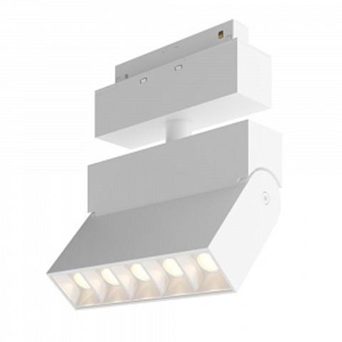 Трековый светильник TR015-2-10W3K-W. ТМ Maytoni